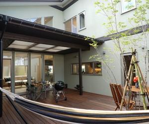 モデルハウス 「家苑」 四季を楽しむ家