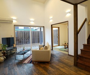 モデルハウス「家苑」S-style