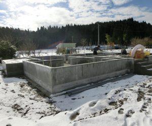 A様邸 現場進捗「基礎工事」
