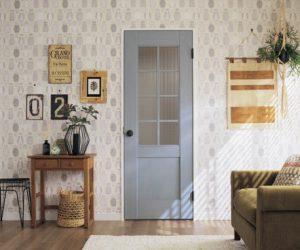 標準仕様の室内建具に新商品が追加!